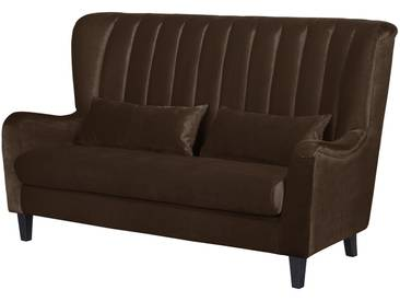 Sofa Cocoa (3-Sitzer) Samt