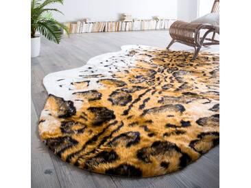 Leopardenkunstfell Sajan
