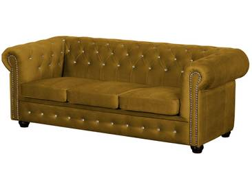 Sofa Torquay I (3-Sitzer) Microfaser