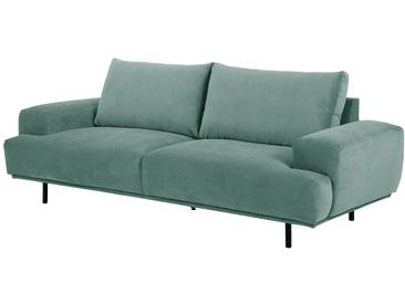 Sofa Nampa Microfaser (3-Sitzer)