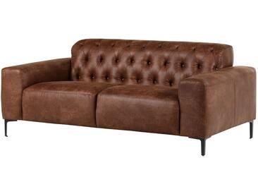 Sofa Nebo Antiklederlook (2-Sitzer)