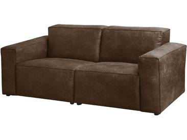 Sofa Manchester (2-Sitzer) Antiklederloo