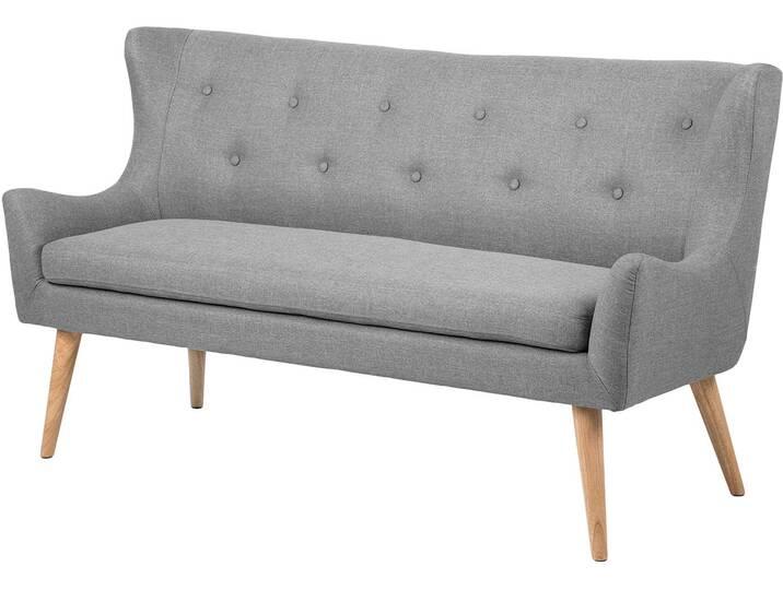 Diningsofa Kamma (2-Sitzer) Grau