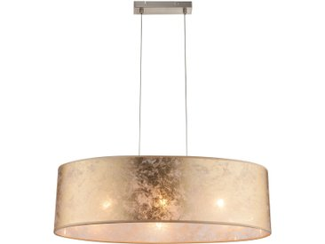home24 Pendeulleuchte Amy II Gold