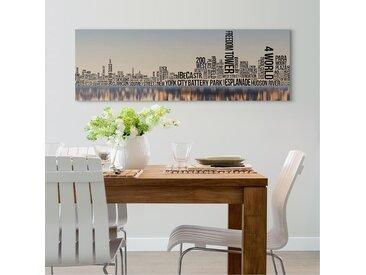 Bild New York Typo
