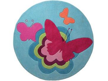 Kinderteppich Butterflies