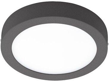home24 LED-Außenleuchte Argolis II Aluminium