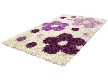 Kinderteppich Blumen