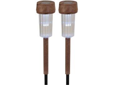 LED-Solar Erdspiess Rieti (4er Set)