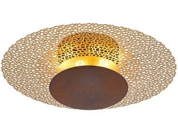 LED-Deckenleuchte Nevis Lava IV