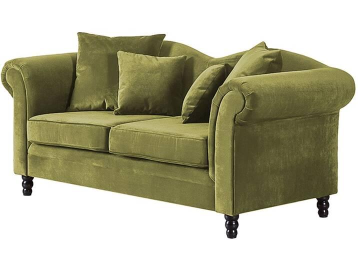 Sofa York (2-Sitzer) Grün