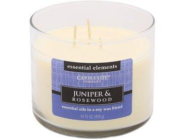 Duftkerze Juniper & Rosewood