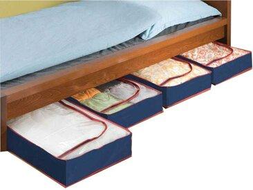 Unterbettkommode (4er-Set)