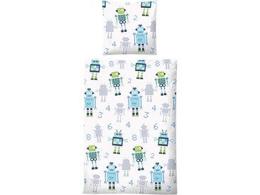 Kinderbettwäsche Robots
