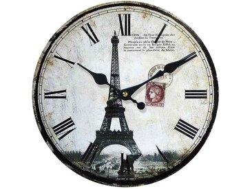 Wanduhr Paris I