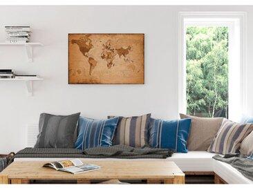 Bild Weltkarte Antik I