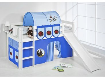 Spielbett JELLE Dragons Blau