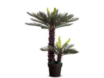 Kunstpflanze Zykas