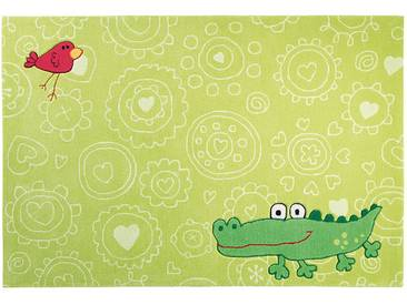 Teppich Sigikid Crocodile Happy Zoo