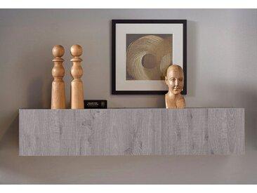 Lc Hängeschrank, grau, pflegeleichte Oberfläche, FSC®-zertifiziert