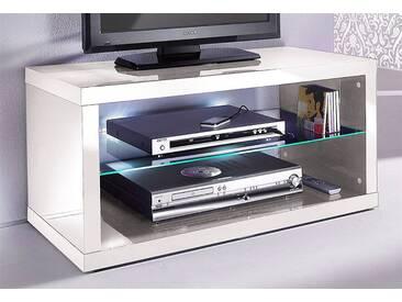 Hmw Fernseh-Tisch, weiß