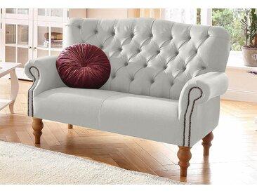 Home Affaire 2-Sitzer-Sofa »Lord«, beige, hoher Sitzkomfort, FSC®-zertifiziert