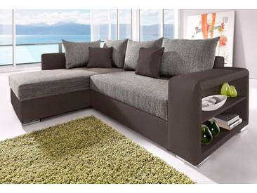 Collection Ab Ecksofa, braun
