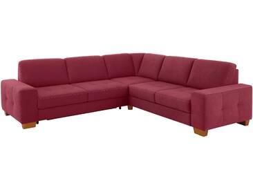 Home Affaire  Eck-Couch  »Pucci«, komfortabler Federkern, FSC®-zertifiziert