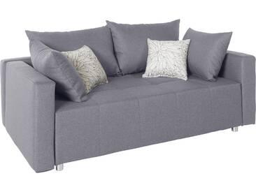 Collection Ab  Bett-Couch, B/H/T: 180x41x45cm, komfortabler Federkern, hoher Sitzkomfort