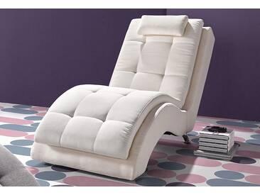 Inosign Relaxliege, beige, hoher Sitzkomfort