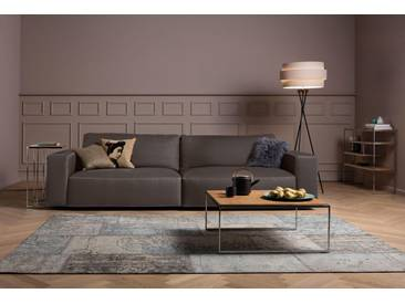 Gallery M Big Sofa »Lucia«, Braun, B/H/T