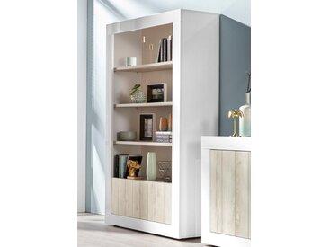 Lc Stand-Regal »Urbino«, weiß, pflegeleichte Oberfläche, FSC®-zertifiziert