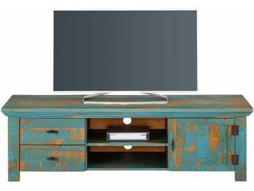 Home Affaire Lowboard »Molly«, blau, FSC®-zertifiziert