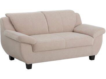 Home Affaire Zwei-Sitzer »Yesterday«, beige, B/H/T: 159x42x55cm, hoher Sitzkomfort