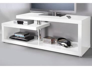 Hmw TV-Lowboard, weiß