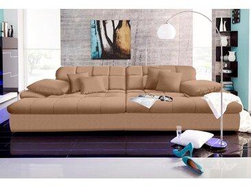 Nova Via Big Sofa, braun, Mit Rückenverstellung, FSC®-zertifiziert