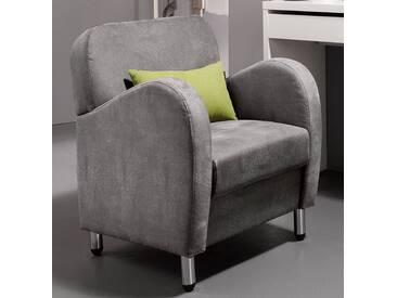 Inosign  Sessel im Vintage-Look, B/H/T: 71x44x54cm, hoher Sitzkomfort
