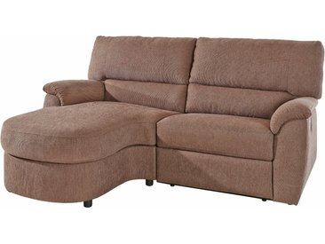Atlantic Home Collection  Eck-Couch, komfortabler Federkern
