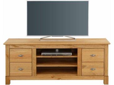 Home Affaire TV-Schrank »Rauna«, beige, Kiefer, pflegeleichte Oberfläche, FSC®-zertifiziert