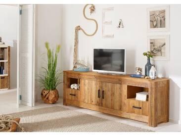 Home Affaire Sideboard »Larengo«, beige, pflegeleichte Oberfläche