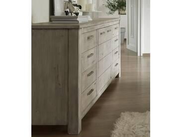 Favorit Sideboard »Lucca«, beige, pflegeleichte Oberfläche