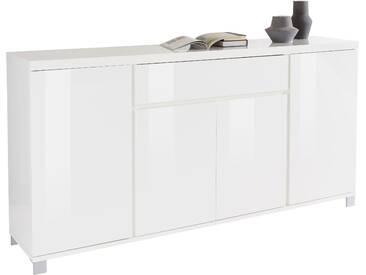 Hmw Sideboard »Thila«, weiß, pflegeleichte Oberfläche