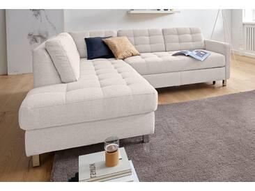 Sit&more Eck-Sofa, beige