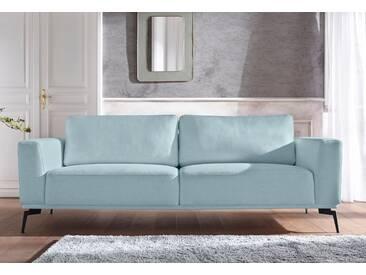 Guido Maria Kretschmer Home&living Big-Sofa »Nantes«, grün, B/H/T: 236x47x56cm, hoher Sitzkomfort