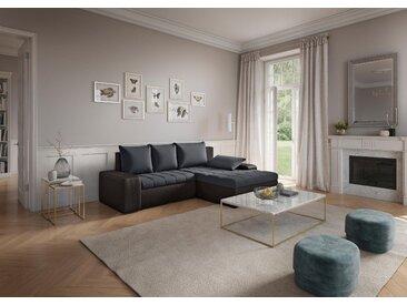 Sit&more  Eckcouch, hoher Sitzkomfort