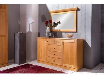 Premium Collection By Home Affaire Sideboard »Romantika«, gelb, pflegeleichte Oberfläche