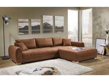 Places Of Style  Eck-Sofa  »Renton143«, hoher Sitzkomfort, FSC®-zertifiziert