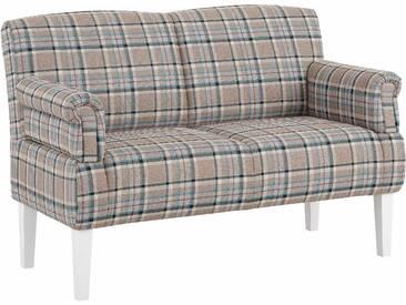 Home Affaire Küchensofa »Paisley«, braun, komfortabler Federkern, hoher Sitzkomfort, FSC®-zertifiziert