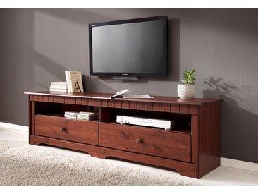Home Affaire Lowboard »Poehl«, braun, pflegeleichte Oberfläche, FSC®-zertifiziert