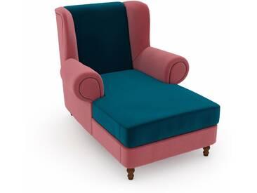 Max Winzer® Sessel »Madeleine«, grün, B/H/T: 100x45x125cm, hoher Sitzkomfort